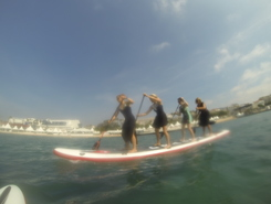 La Croisette - Cannes sitio de stand up paddle / paddle surf en Francia