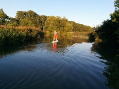 Cheese Warf spot de stand up paddle en Royaume-Uni