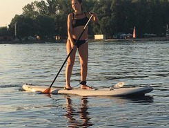 x-park paddle board spot in Ukraine