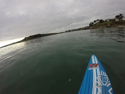 saint pabu spot de stand up paddle en France