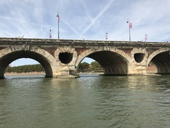 Toulouse sur la Garonne spot de stand up paddle en France