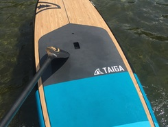 Lac Massawippi spot de stand up paddle en Canada