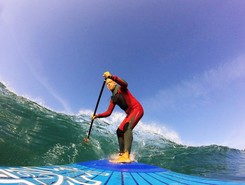 penhors spot de stand up paddle en France