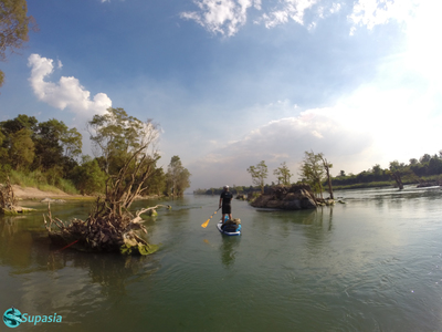 SUP Asia Tours  paddle board spot in Cambodia