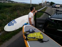 the mount spot de stand up paddle en Royaume-Uni