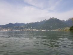 sortie 1 sitio de stand up paddle / paddle surf en Suiza