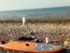 comes spot de stand up paddle en France