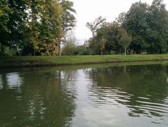 Donnington Bridge Oxford spot de stand up paddle en Royaume-Uni