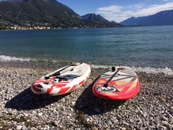 Porto Portese sitio de stand up paddle / paddle surf en Italia