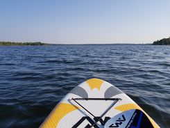 Senftenberger See sitio de stand up paddle / paddle surf en Alemania