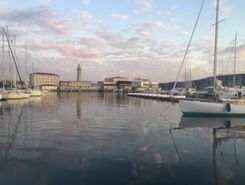 Trieste Yacht Club Adriaco paddle board spot in Italy