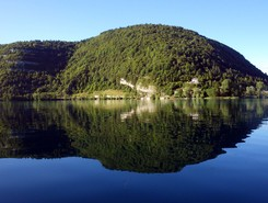 Lac Nantua spot de stand up paddle en France