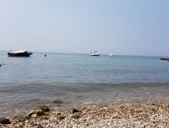Lazise, Garda Lake (Italy)  sitio de stand up paddle / paddle surf en Italia