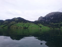 Wagitalersee spot de stand up paddle en Suisse