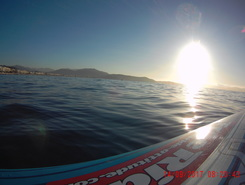 carras nice sitio de stand up paddle / paddle surf en Francia