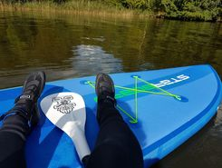 rondje  meerwijck  paddle board spot in Netherlands