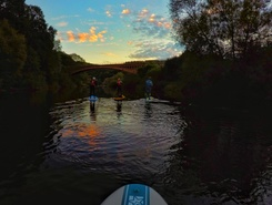 River Severn, Arley to Bewdley sitio de stand up paddle / paddle surf en Reino Unido