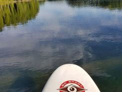 clopper lake spot de SUP em Estados Unidos