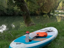 saint germain sur morin spot de stand up paddle en France
