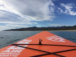 Solaro Corsica spot de stand up paddle en France
