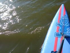 Jevansky rybnik sitio de stand up paddle / paddle surf en República Checa