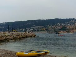 plage des marinieres paddle board spot in France