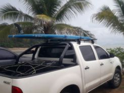 veracruz paddle board spot in Panama