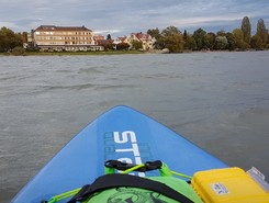 langenargen  paddle board spot in Germany