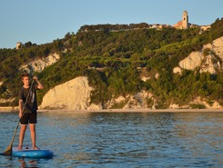 due sorelle sitio de stand up paddle / paddle surf en Italia