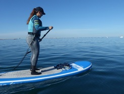 Muggia, Trieste sitio de stand up paddle / paddle surf en Italia