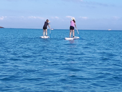 la marsa  paddle board spot in Tunisia
