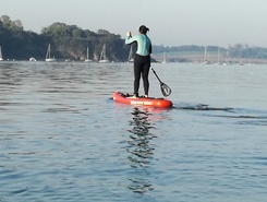 Dinard  sitio de stand up paddle / paddle surf en Francia