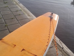 Raard paddle board spot in Netherlands
