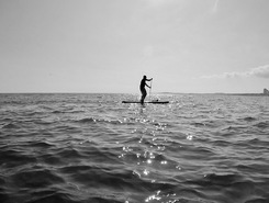 Hippodrome  spot de stand up paddle en France
