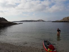 marseilleveyre spot de stand up paddle en France