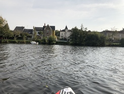 Laval   spot de stand up paddle en France