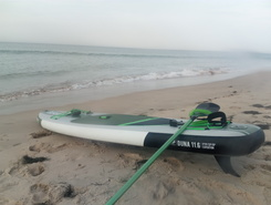 Ilha Faro spot de stand up paddle en Portugal