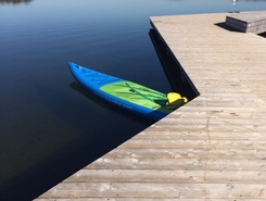 Wallersee spot de stand up paddle en Autriche