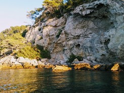 Madrague de Saint-Cyr sur Mer paddle board spot in France