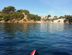 arene cros ciotat  paddle board spot in France