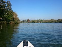 sainte luce sur loire  paddle board spot in France