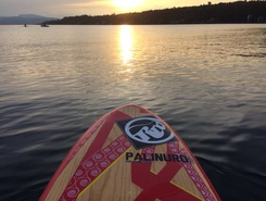 Rimbalzello Beach spot de stand up paddle en Italie