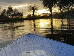 appingedam  paddle board spot in Netherlands