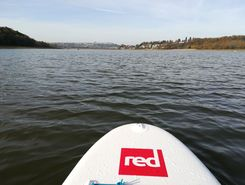 lac de la liez sitio de stand up paddle / paddle surf en Francia