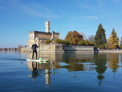 langenargen sunshine tour sitio de stand up paddle / paddle surf en Alemania