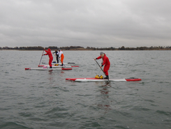 Ostsee sitio de stand up paddle / paddle surf en Alemania