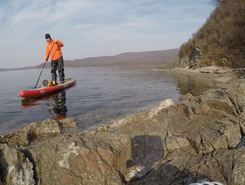 Бухта Труда sitio de stand up paddle / paddle surf en Rusia
