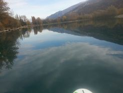 iles de sion sitio de stand up paddle / paddle surf en Suiza