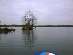 ostrov Drakino paddle board spot in Russia