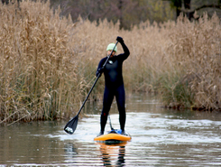 Faaker See sitio de stand up paddle / paddle surf en Austria
